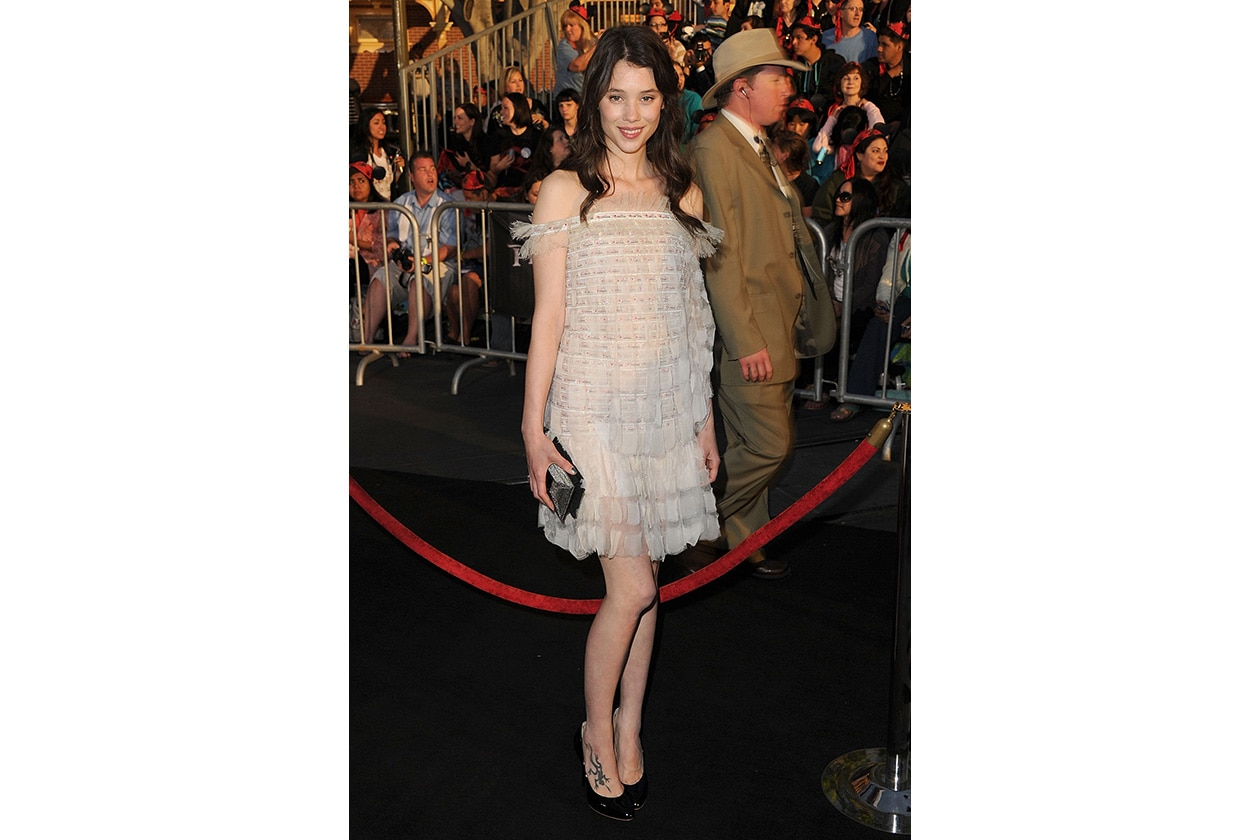 Fashion Style Icon Astrid Berges Frisbey 113841586 10