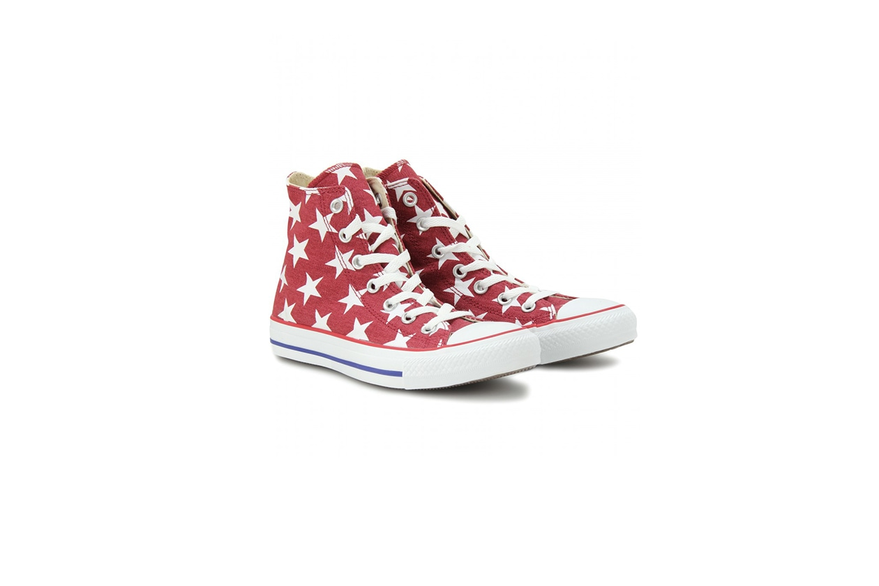 Fashion Top List On the road CHUCK TAYLOR ALL STAR HIGH TOPS STANDARD