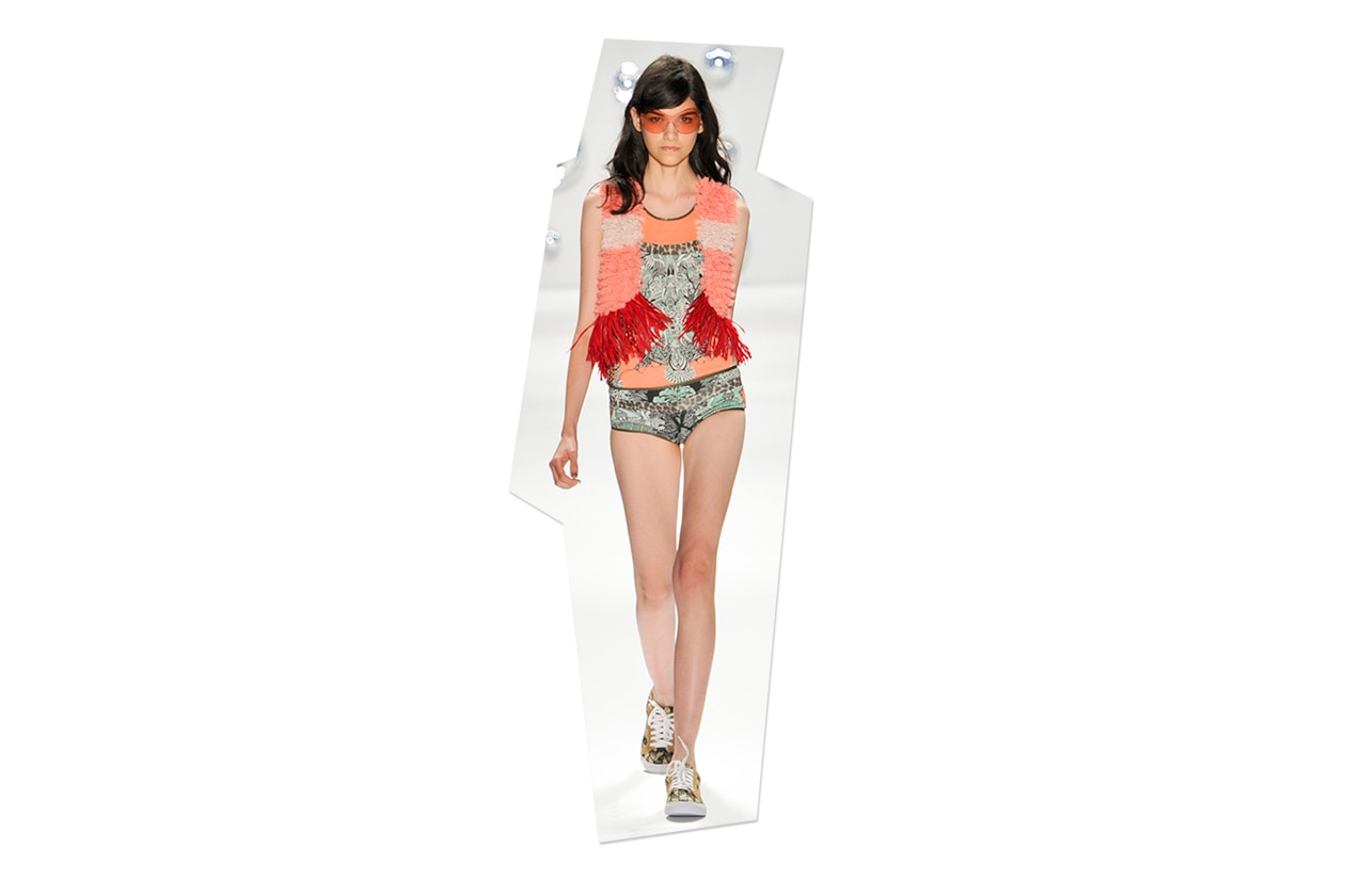 Fashion Top List On the road Custo Barcelona ful S13 010