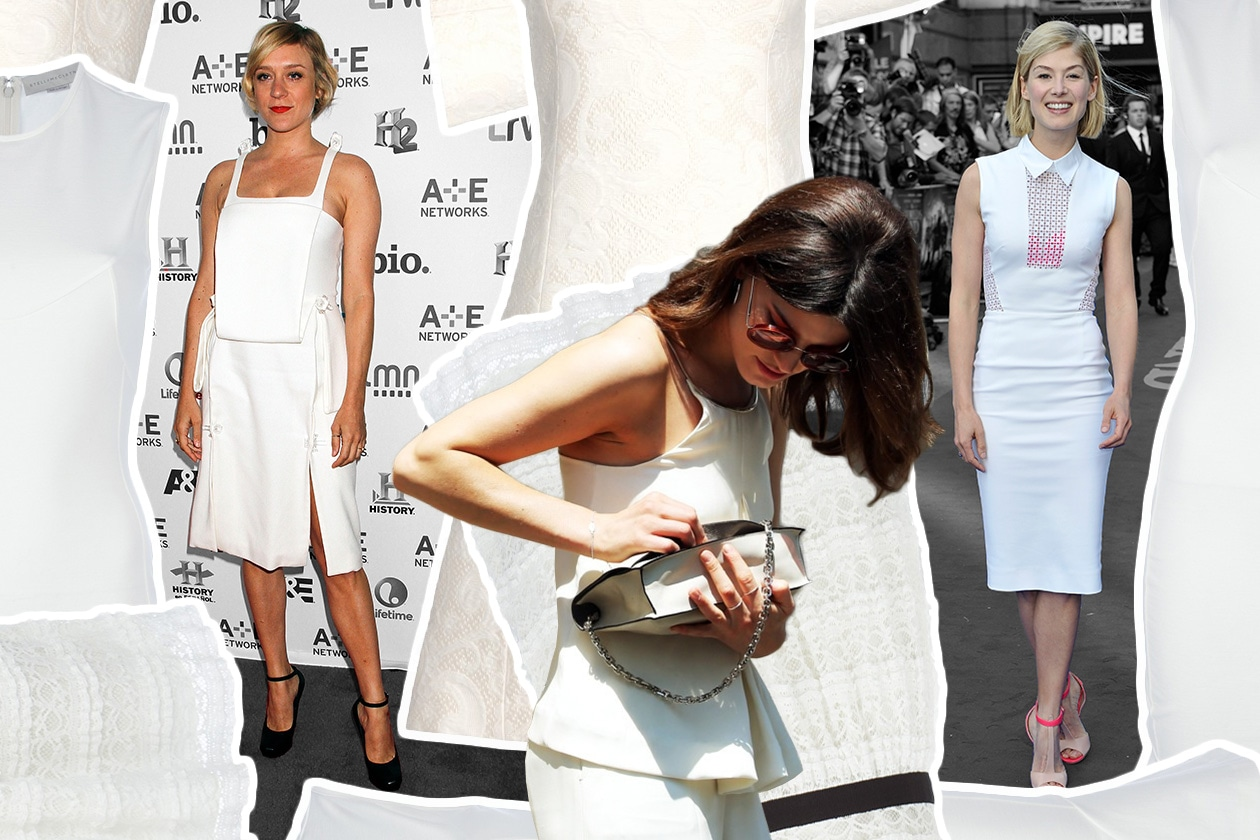 Fashion top list Little White dress 00 Cover collage