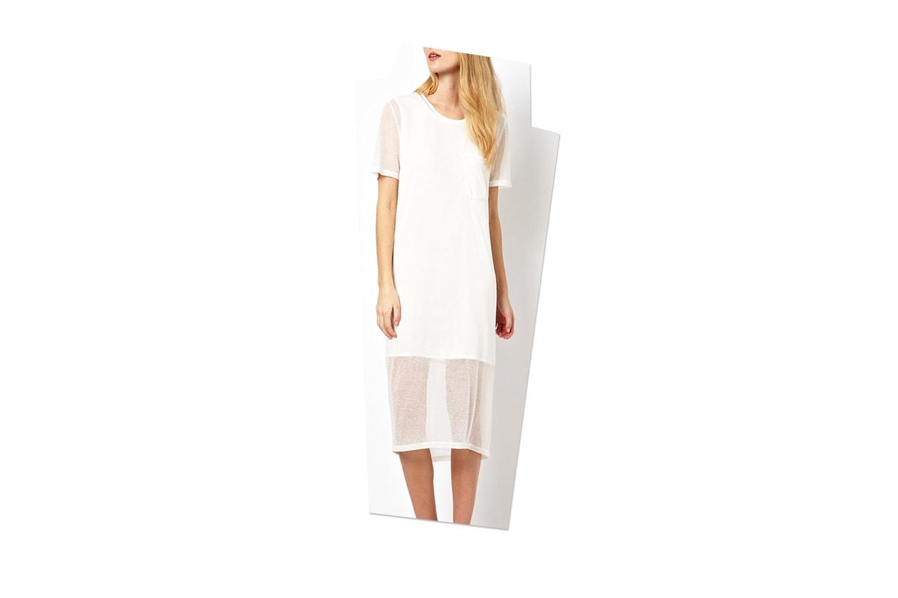Fashion top list Little White dress Asos