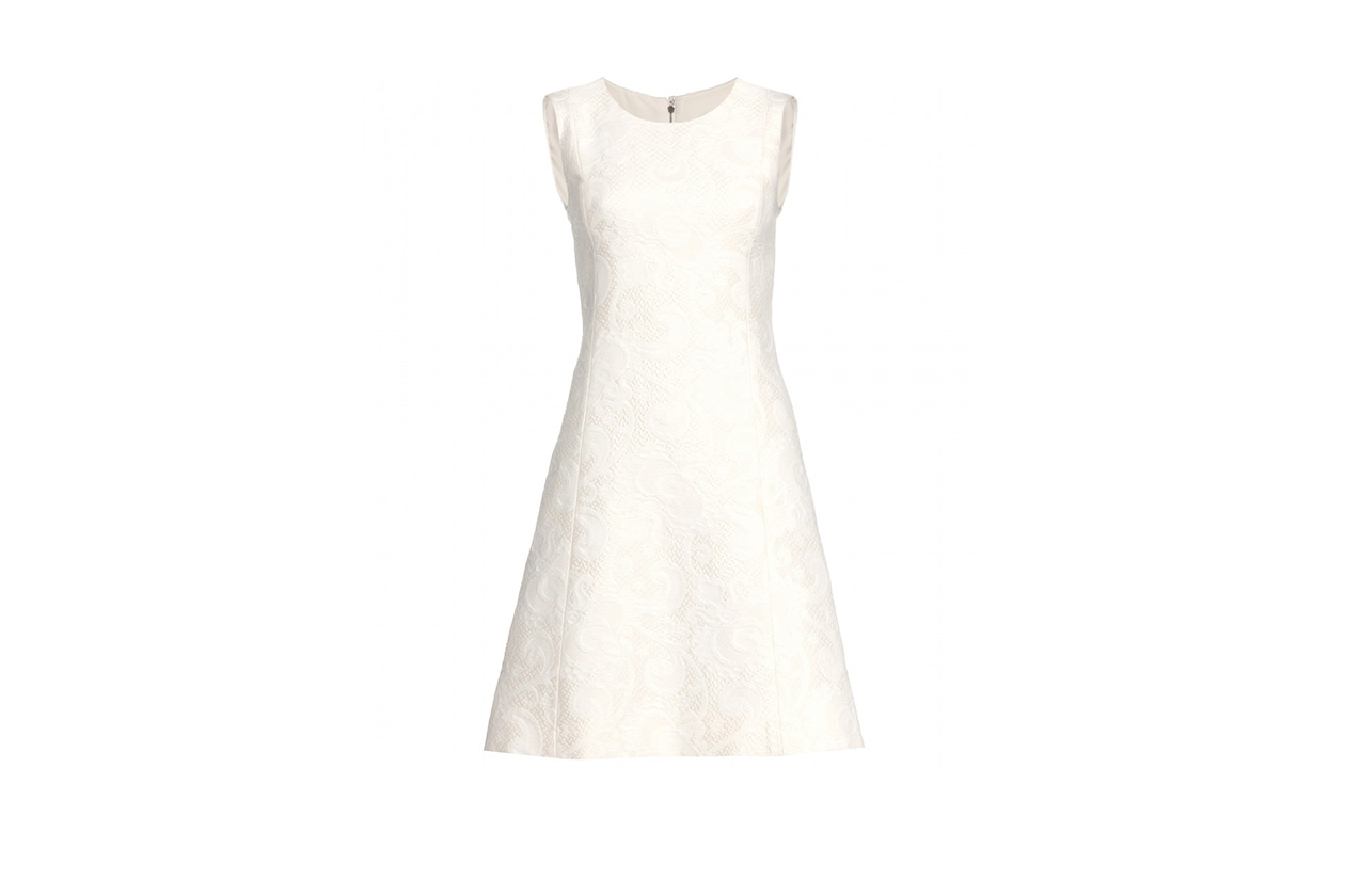 Fashion top list Little White dress Dolce&Gabbana