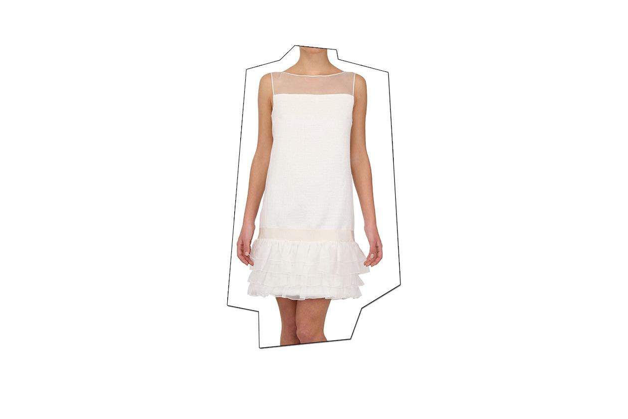 Fashion top list Little White dress Giambattista Valli