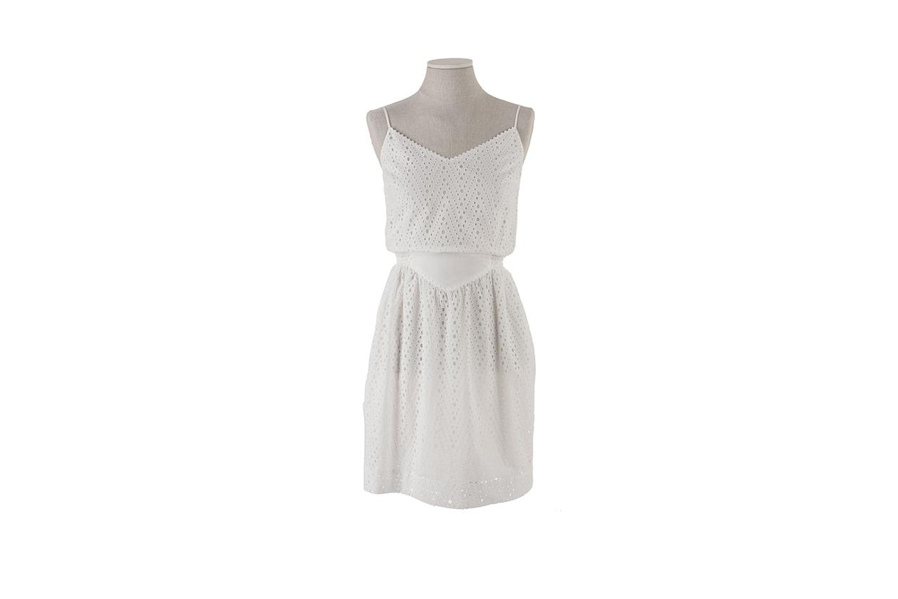 Fashion top list Little White dress Lazzari