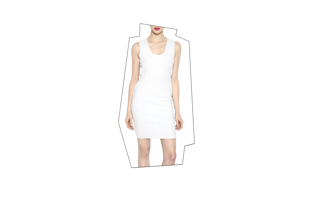 Fashion top list Little White dress Rag&Bone