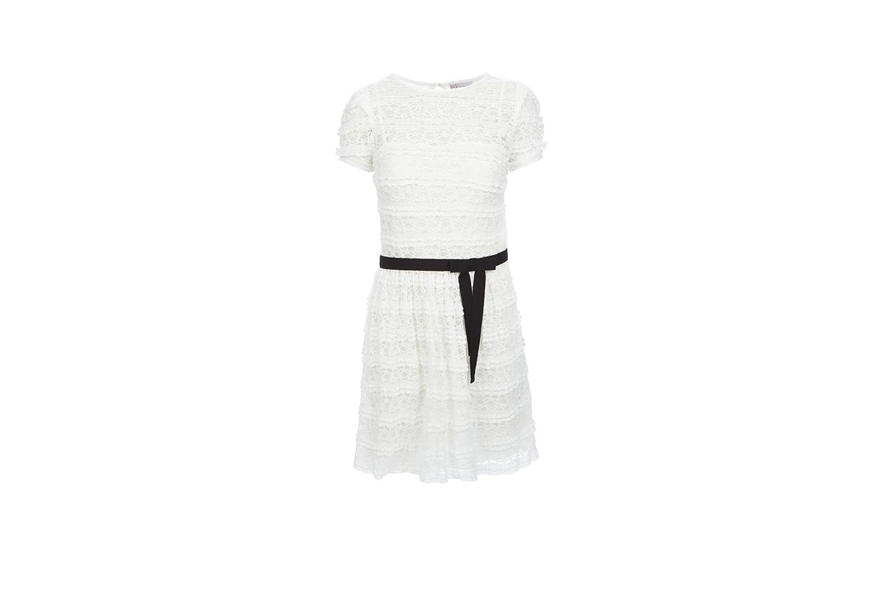 Fashion top list Little White dress RedValentino
