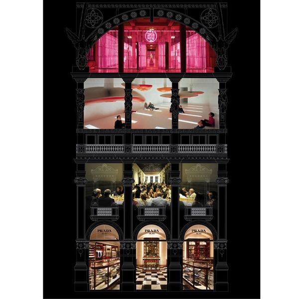Il nuovo progetto Prada Galleria