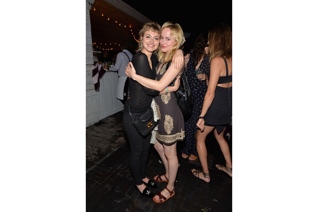 Imogen Poots attends SOHO HOUSE NEW YORK's 10 Year Birthday on the Roof
