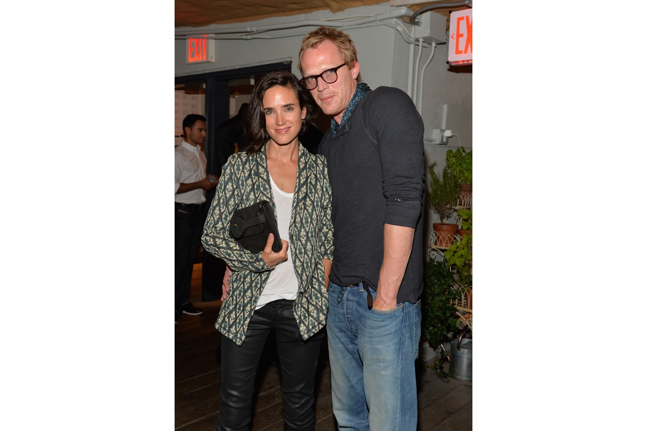 Jennifer Connelly; Paul Bettany attend SOHO HOUSE NEW YORK's 10 Year Birthday on the Roof