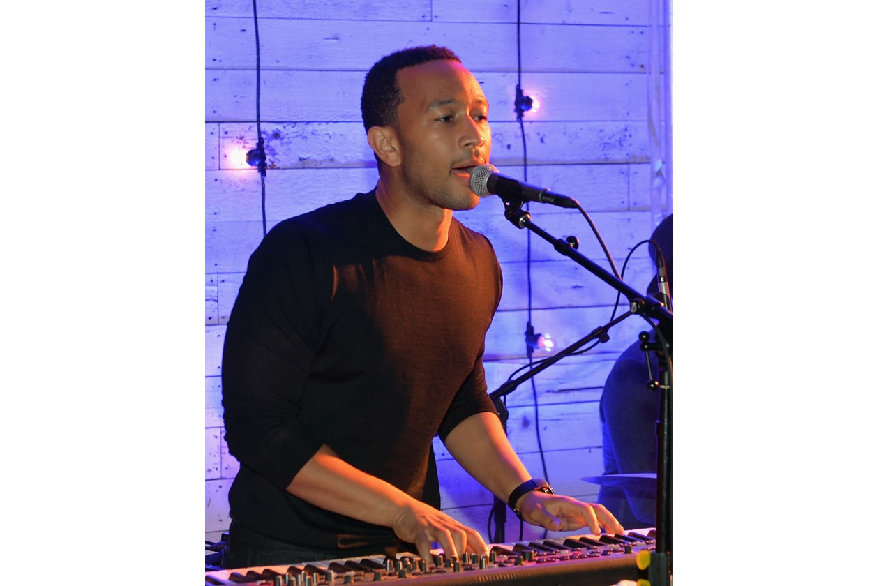 John Legend attends SOHO HOUSE NEW YORK's 10 Year Birthday on the Roof 2