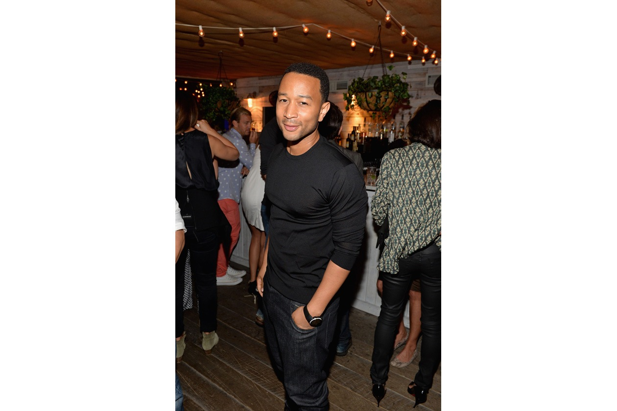 John Legend attends SOHO HOUSE NEW YORK's 10 Year Birthday on the Roof