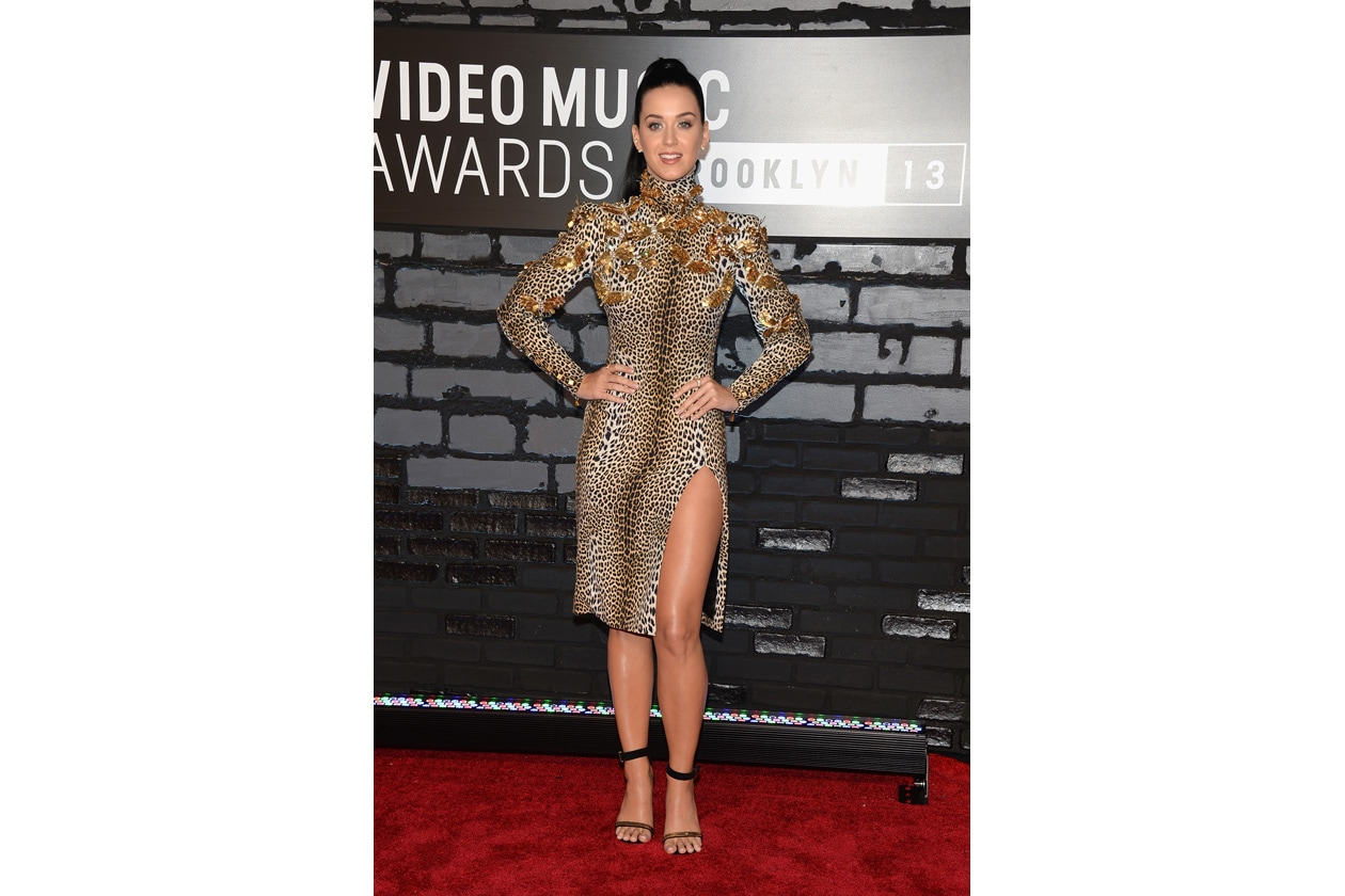 Katy Perry Fausto Puglisi
