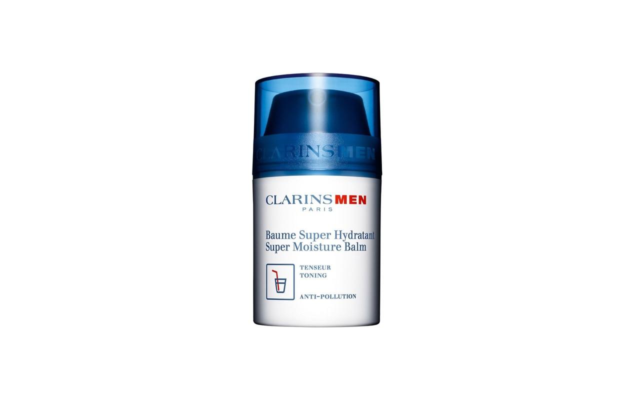 L'Emulsione Viso di Clarinsmen è un vero e proprio balsamo lenitivo