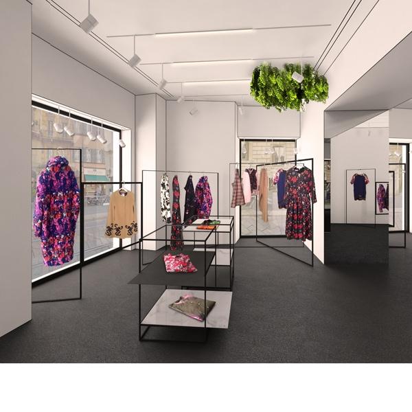 MSGM: la prima boutique a Milano