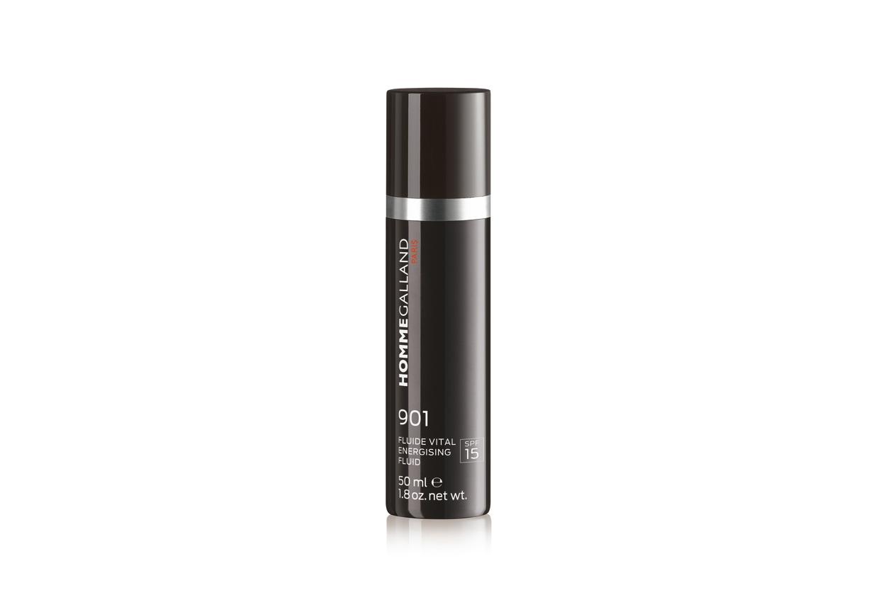 Protegge la pelle tutto il giorno il nuovo 901 Fluide Vital di Maria Galland Paris a base di olio di sesamo e vitamina E