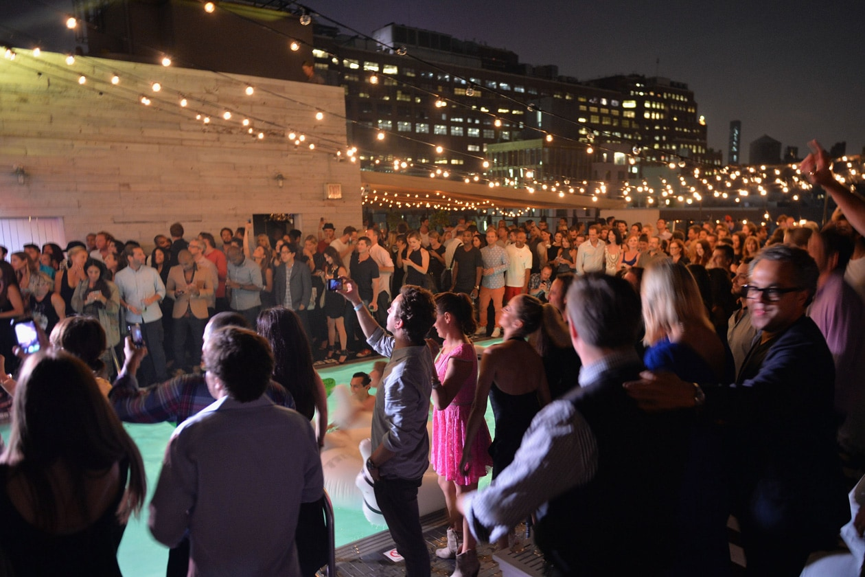 atmosphere (2) SOHO HOUSE NEW YORK's 10 Year Birthday on the Roof