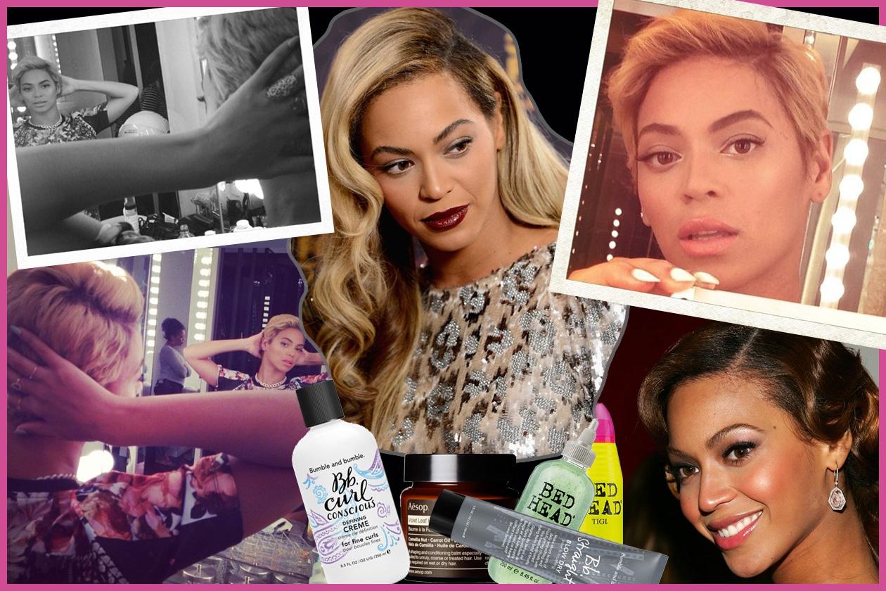 Beyoncé: il segreto dei suoi capelli da lunghi, lucenti e morbidi a corti!