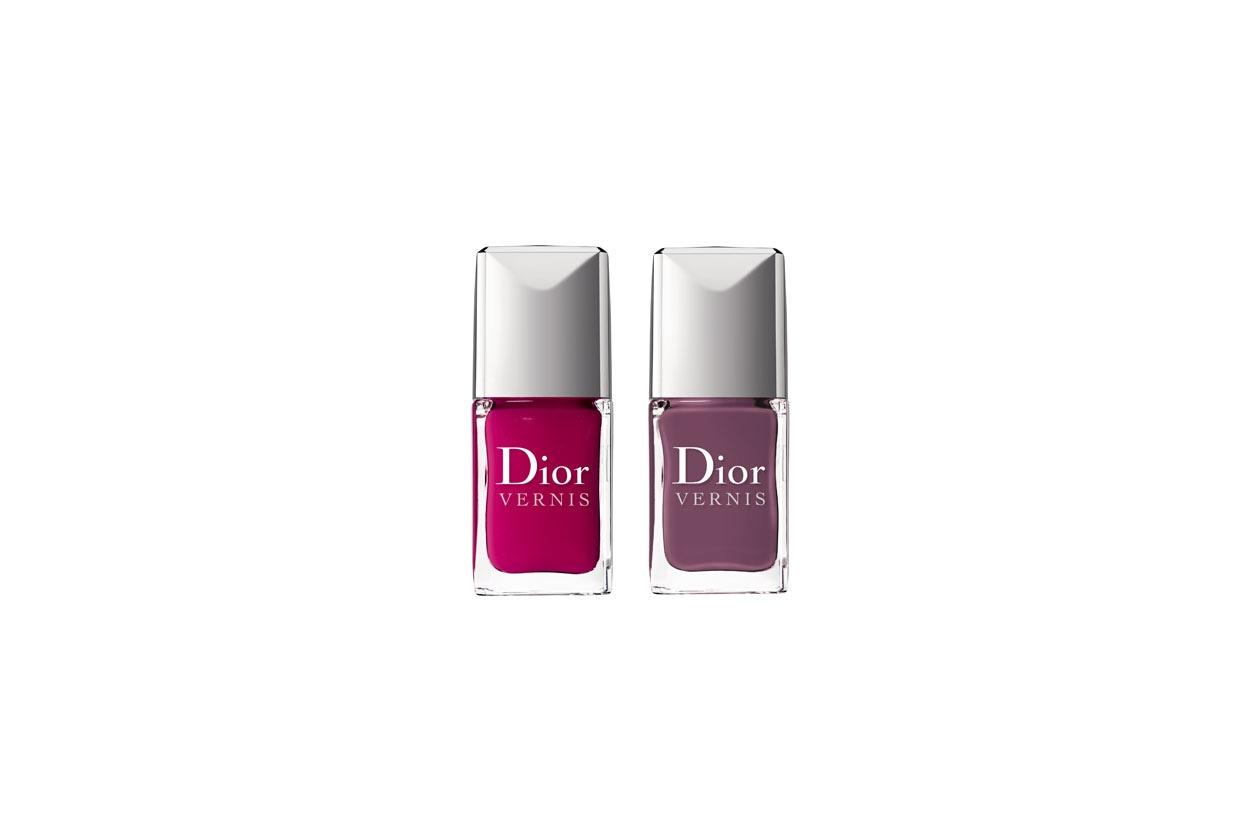 dior vernis violet graphique purple mix