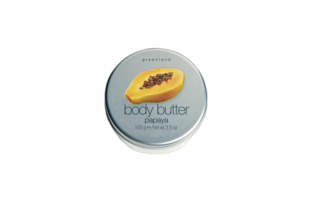 greenland balm&butter body butter papaya