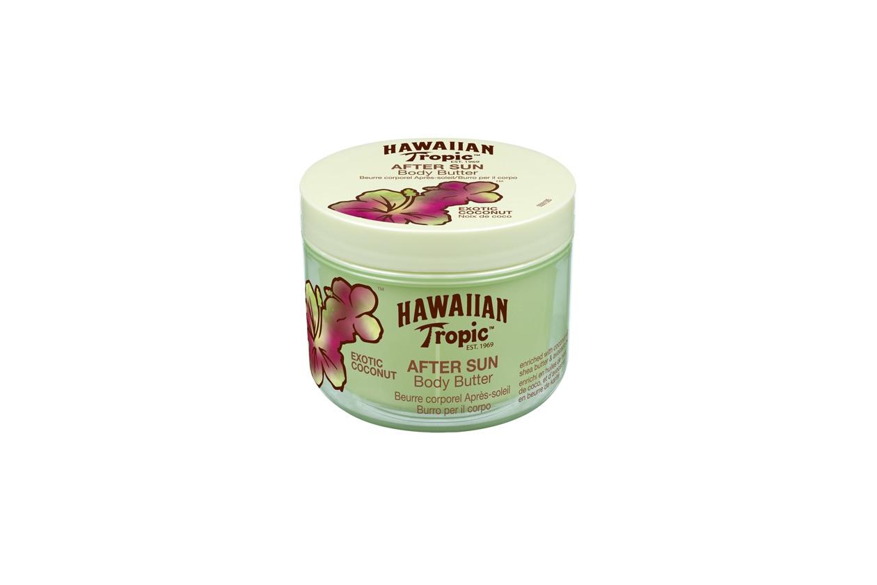 hawaiian tropic body butter after sun