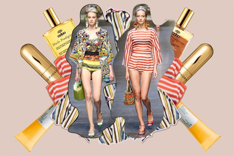 Beauty routine in vacanza: i prodotti di bellezza formato villeggiatura