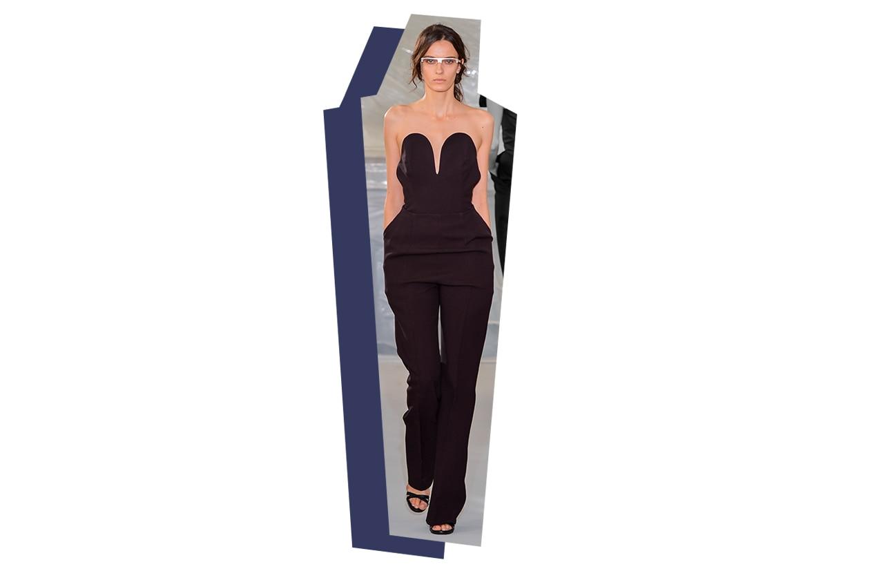 Fashion Top List Jumpsuit Night 01 M M Margiela ful S13 035