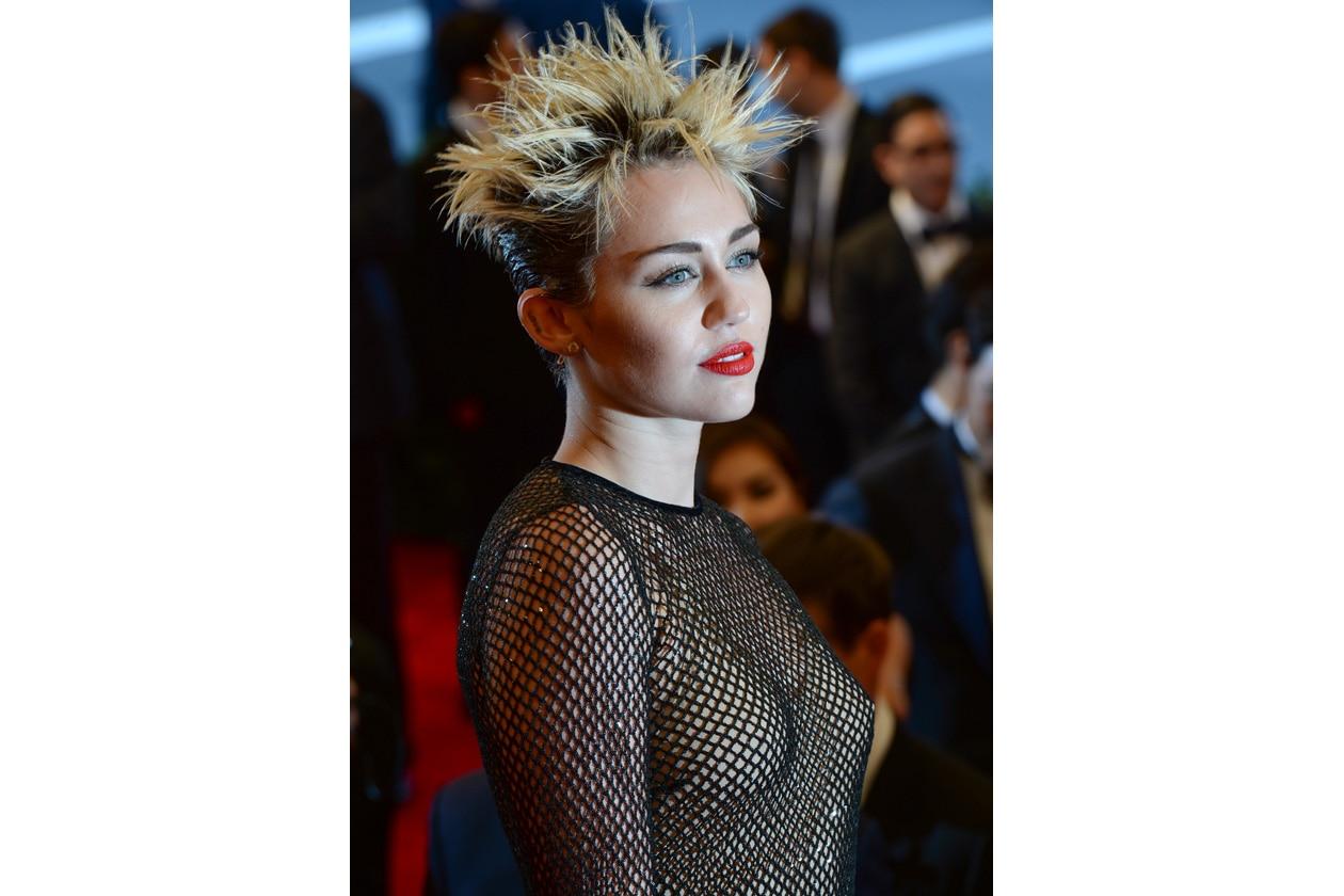 Punk addicted: l'ultimo hairdo (maggio 2013)