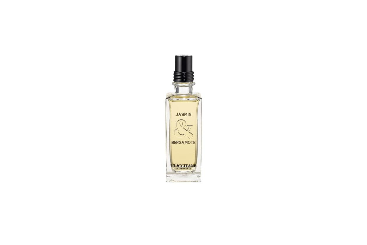 occitane jasmine e bergamote