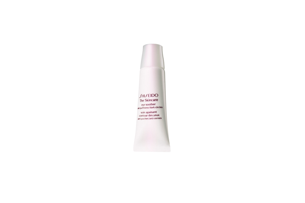 shiseido the skin care eye soother