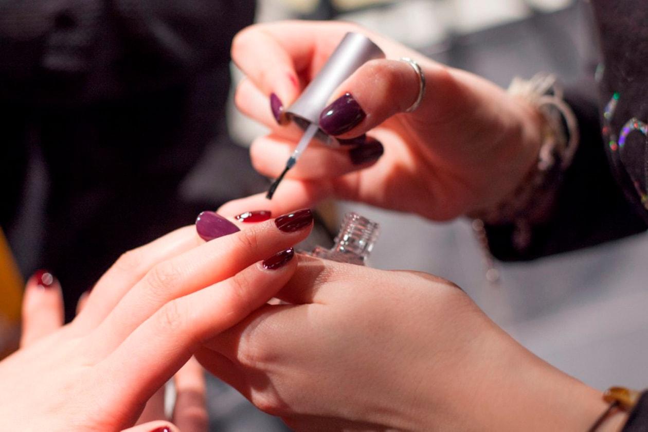 1. Morgan Taylor  Tinte decise per la manicure dell'inverno 2013 (DSquared2)