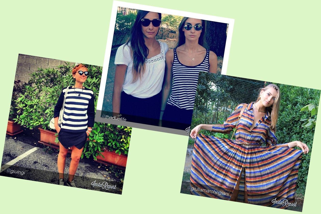 12 stripes
