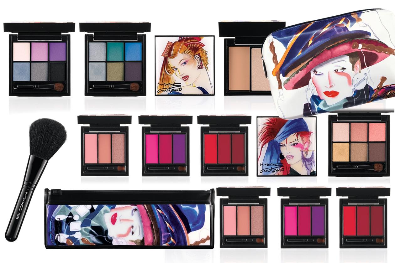 14 MAC Antonio Lopez Collezione makeup 300