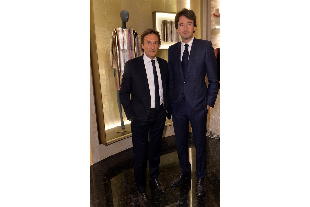 17 Making Dreams Fendi and the Cinema Pietro Beccari and Antoine Arnault