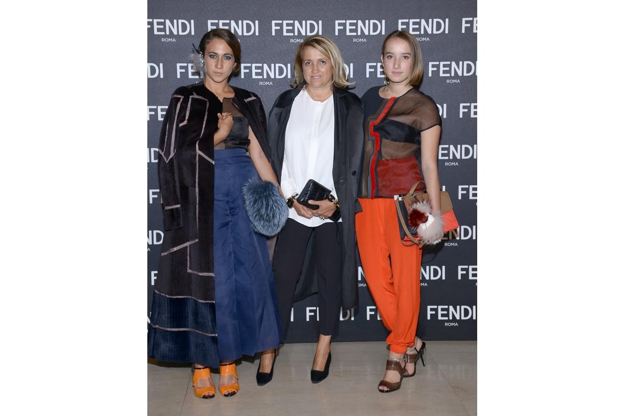 40 Making DreamsFendiandtheCinema Silvia Venurini Fendi&DelfinaDelettrezFendi&LeonettaLucianoFendi