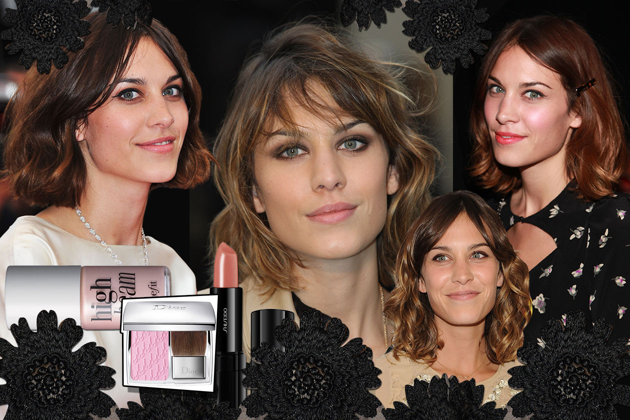 Beauty Alexa Chung 00 Cover collage