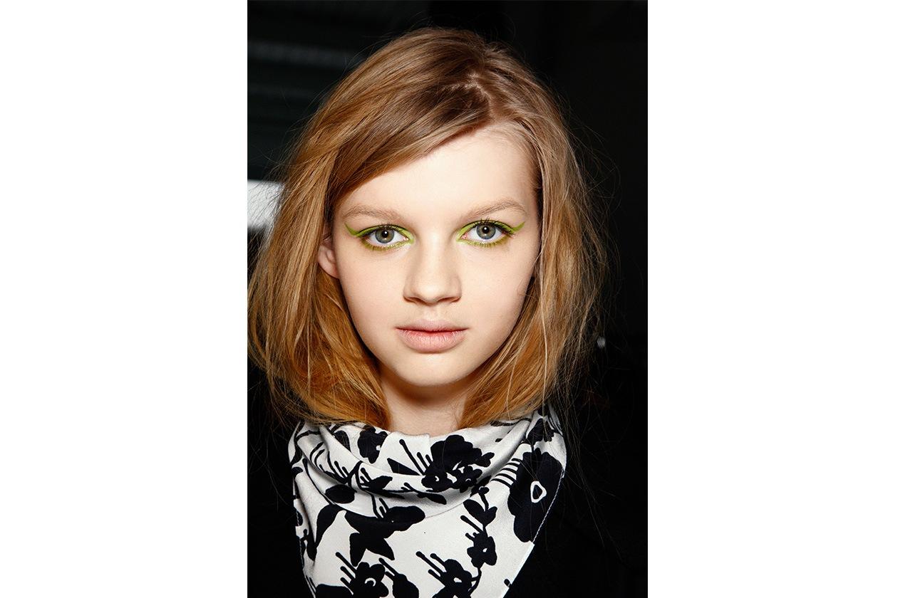 Beauty Eyeliner A I 2013 Karen Walker bbt W F13 N 001