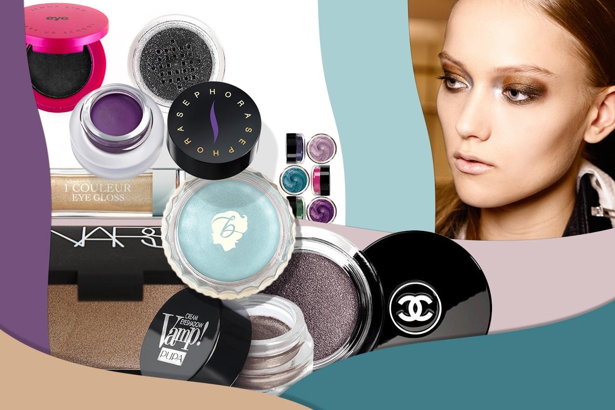 Beauty Ombretti in crema 00 Cover collage