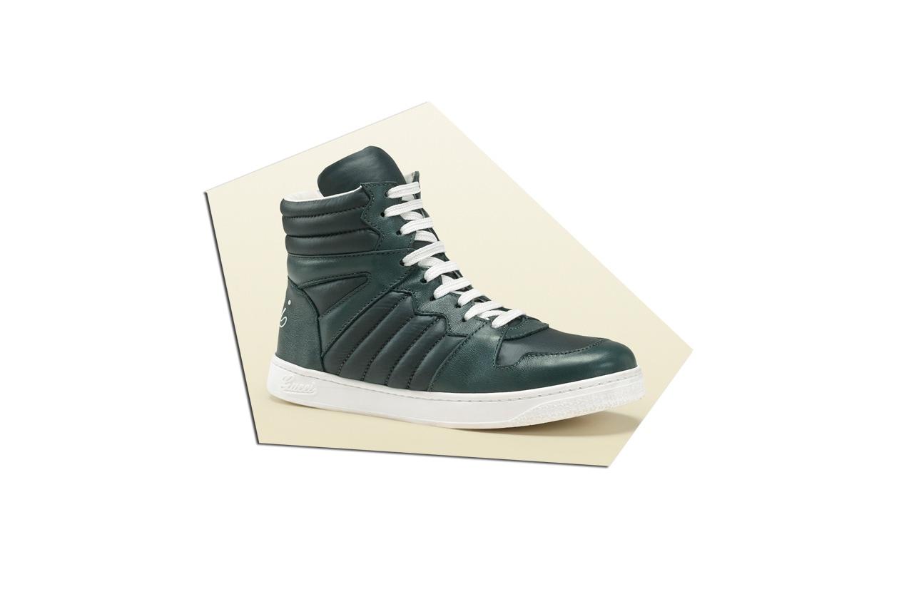 Beckham scarpe gucci