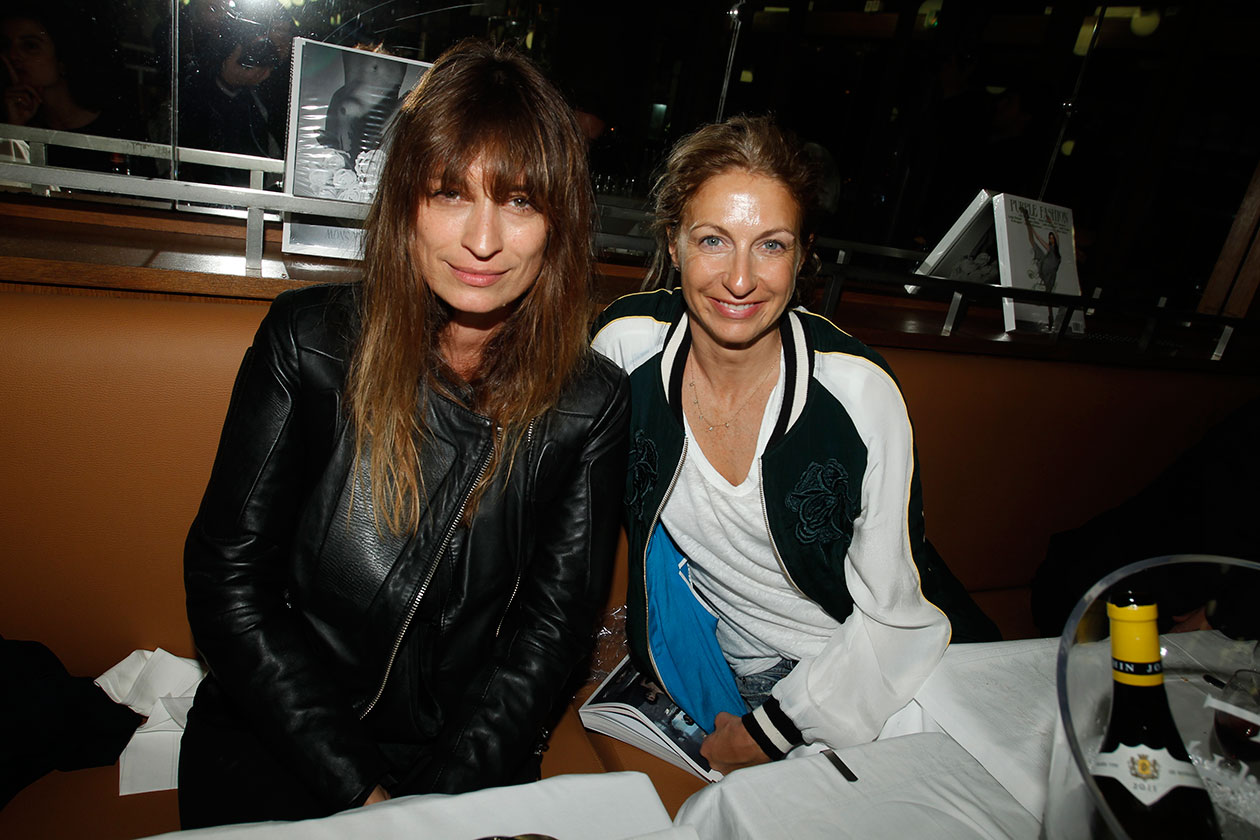 Caroline de Maigret + Sue Giers