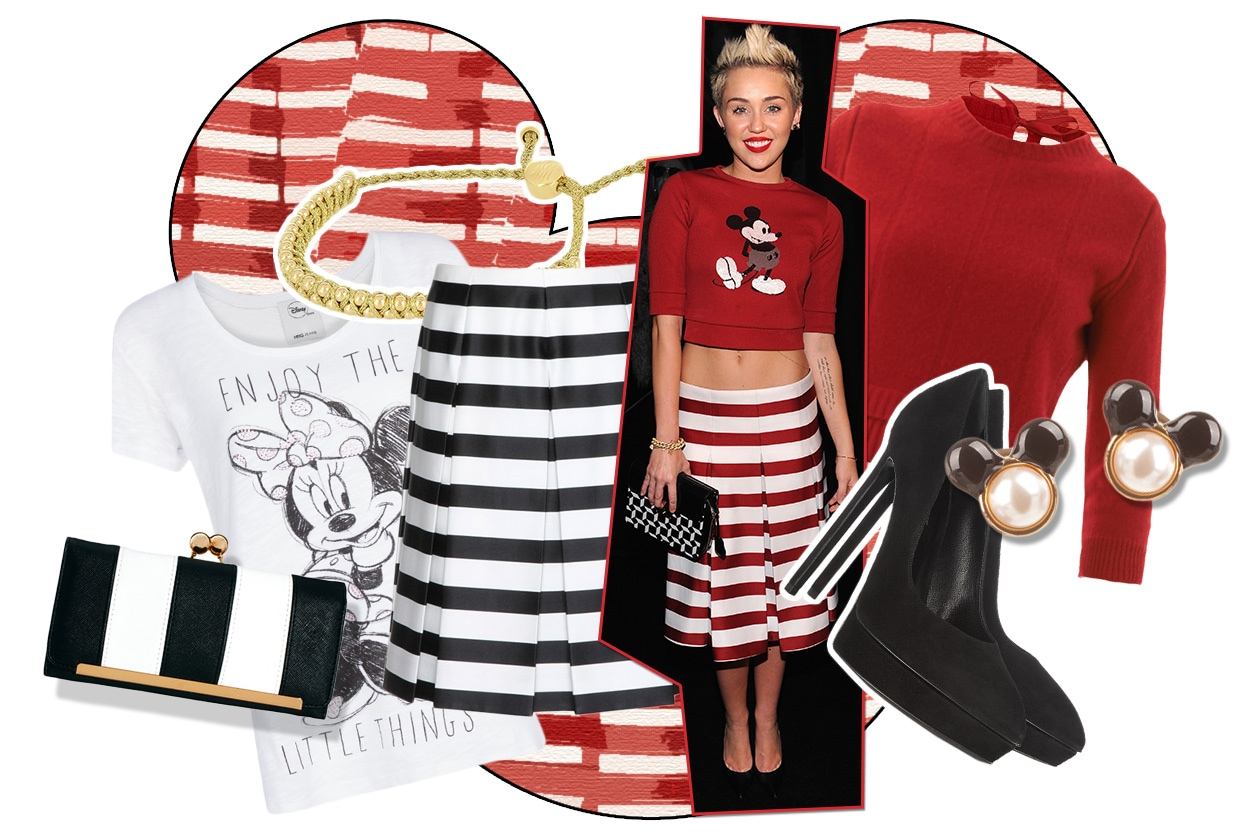 Fashion Get Miley's Look 00 Cover collage