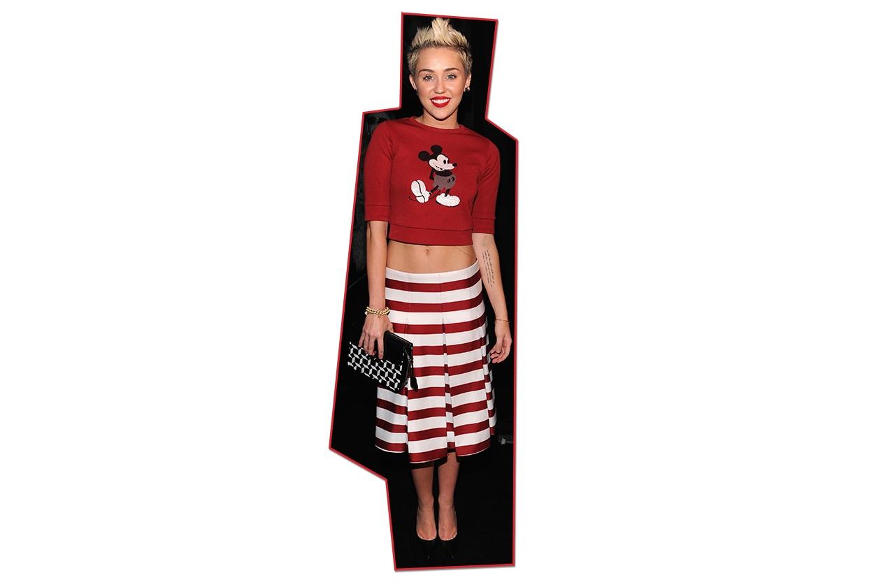 Fashion Get Miley's Look miley cyrus