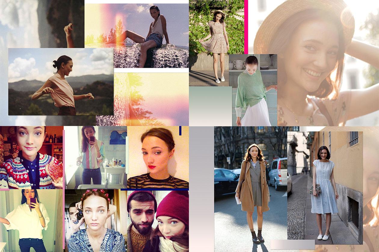 Fashion Maria style icon 00