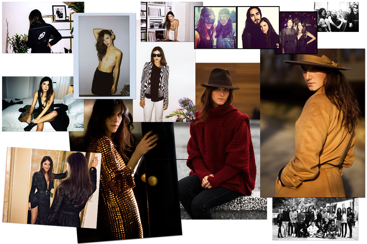 Fashion Style Icon Ilaria Norsa 00 Cover collage