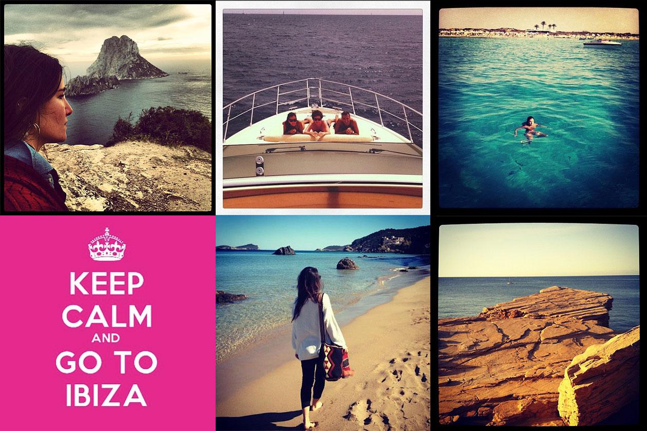 Fashion Style Icon Ilaria Norsa Ibiza