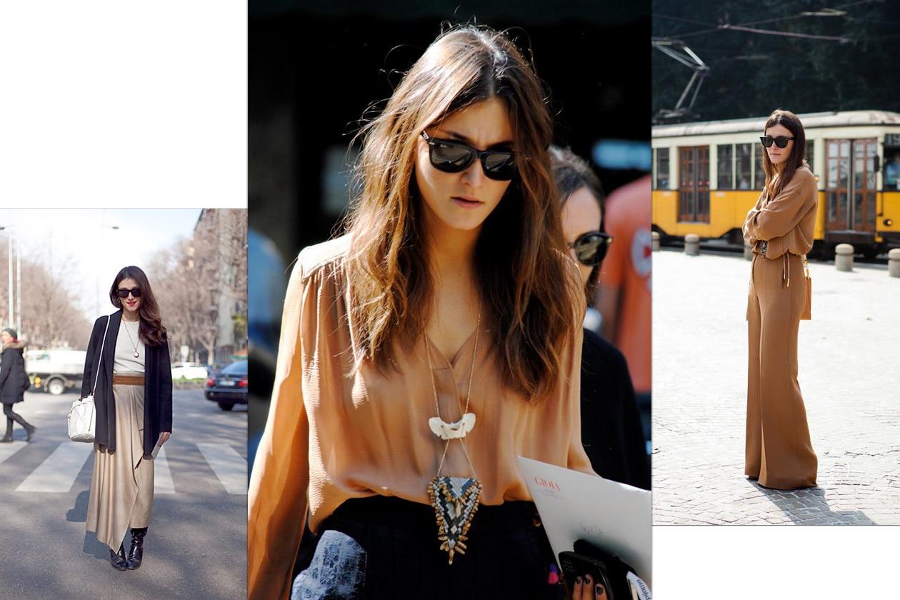 Fashion Style Icon Ilaria Norsa On the street