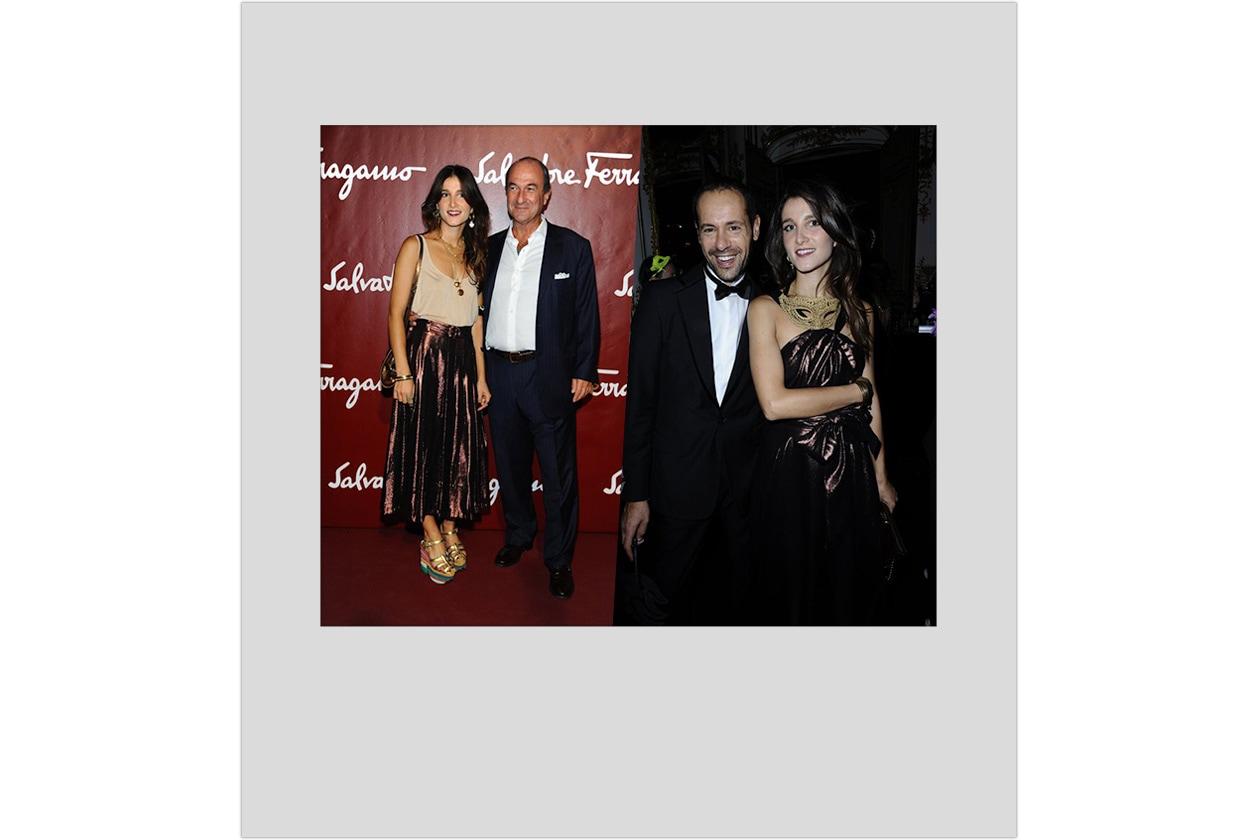 Fashion Style Icon Ilaria Norsa Red Carpet