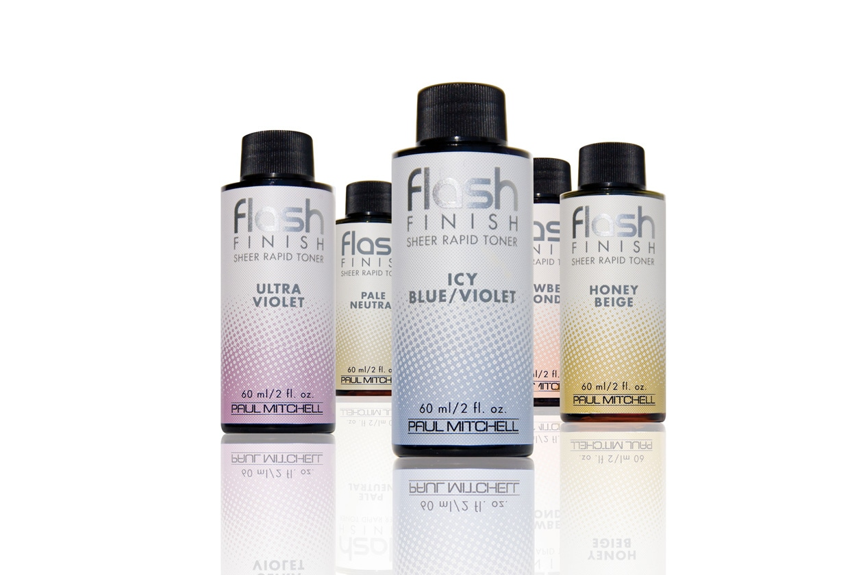 Flash Finish Paul Mitchell