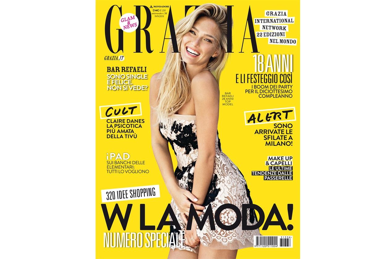 Grazia 38 del 2013