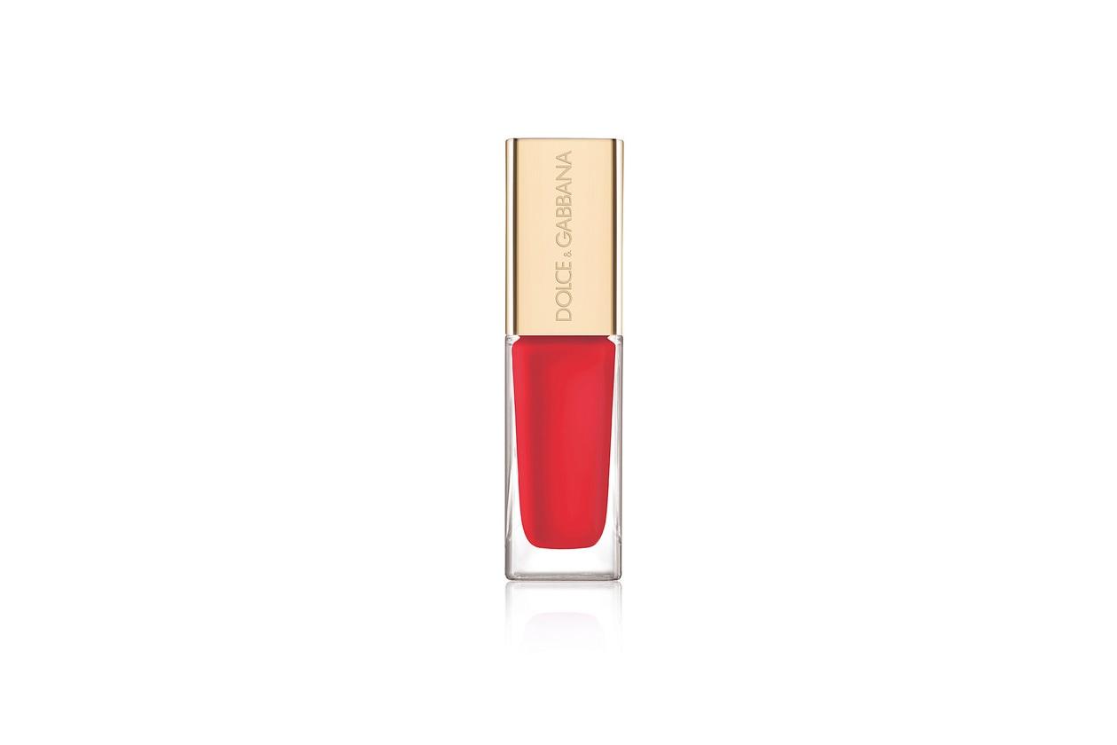 Intense Nail Lacquer in Fire: il rosso fuoco by Dolce & Gabbana
