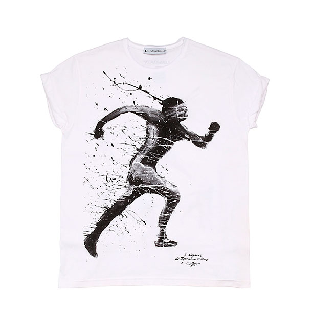 La t-shirt limited edition Dynamo Camp su LUISAVIAROMA.COM